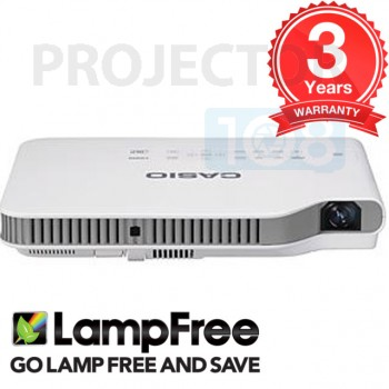 Casio XJ-A142 Laser+LED Projector