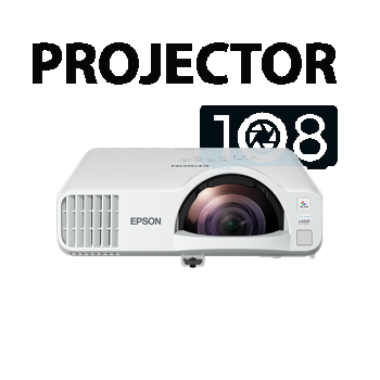Epson EB-L200SW 3LCD Short-throw Laser Projector ( Built-in Wireless )