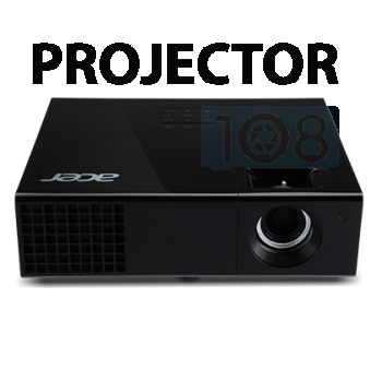 Acer X1273 Compact entry-level model for your office DLP Projector