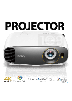 BenQ W1720 Home Theater Projector