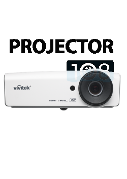 VIVITEK D554 Mobile Digital Projector