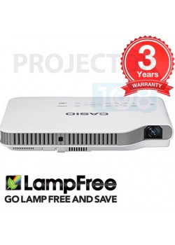 Casio XJ-A257 Laser+LED Projector