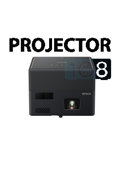Epson EpiqVision Mini EF-12 Laser Projection TV