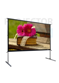 Elite Quickstand Portable Screen Q84HD