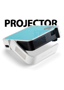 ViewSonic M1 Mini Plus Portable LED Projector