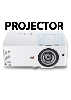 Viewsonic PS501W DLP Lamp Projector