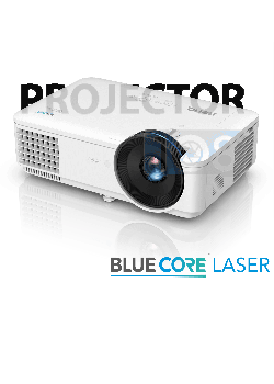 BenQ LW720 Corporate Laser Projector