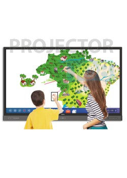 BenQ RP654K Interactive Flat Panel Display