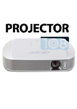 Acer C205 Exceptionally Lite and Versatile Projector