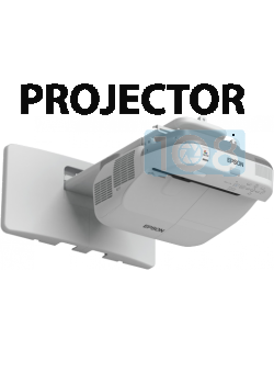 Epson EB-585W Short Throw Projector