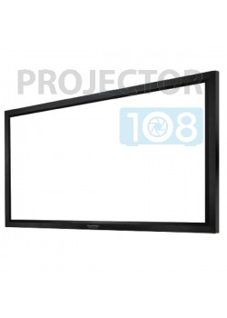 "GRANDVIEW Fixed Frame Screen 180"" อัตราส่วน 16:9"