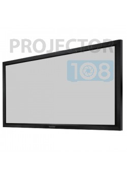 "GRANDVIEW Fixed Frame PS Series Grey Screen 112"" อัตราส่วน 16:9"