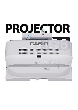 Casio XJ-UT352W Ultra Short Throw Series Projector