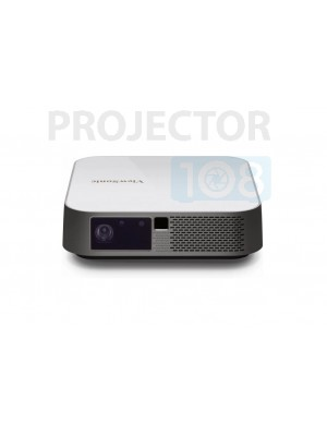 Viewsonic M2e Full HD 1080p Smart Portable LED Projector with Harman Kardon® Speakers