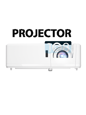 Optoma ZW403 Short Throw Laser Projector