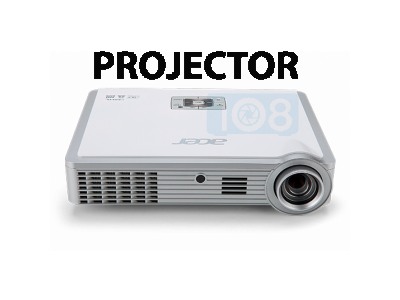 Acer K335 LED-Technologie Projector