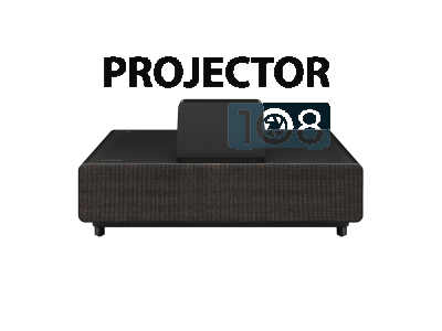 Epson EH-LS500B Ultra-short Throw Laser Projector